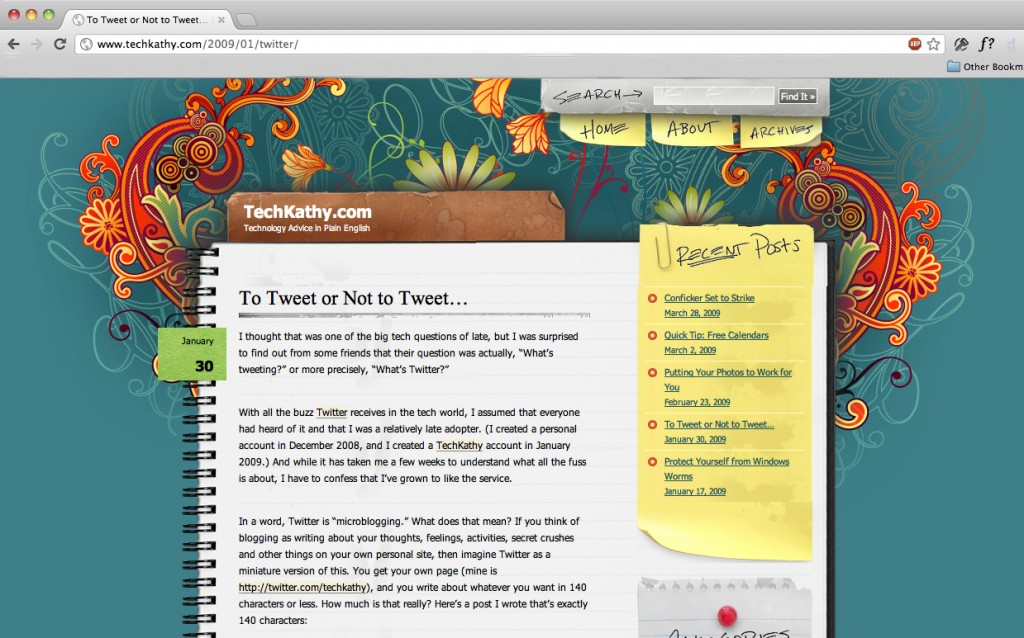 To Tweet or Not to Tweet Blog Post